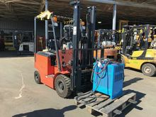 FB16 EQUIPMENT FORKLIFTS
