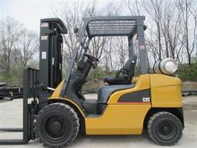 2007 CATERPILLAR P6000 Forklift