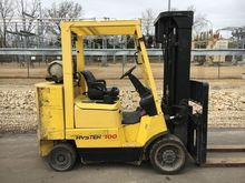 Used 2003 HYSTER S10