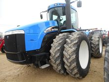 2006 NEW HOLLAND TJ430 Tractors