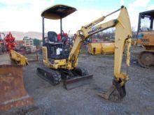 KOMATSU pc-18mr-2 Excavators