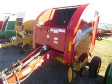 2011 NEW HOLLAND RB450U Balers