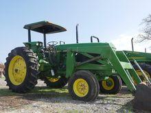 1992 John Deere 2955 Tractors
