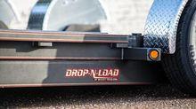 Maxey Drop N Load Car hauler