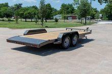 Maxey C5X Car hauler
