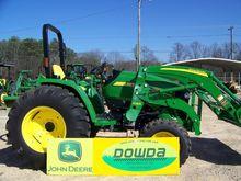 2016 JOHN DEERE 4105 Tractors