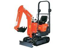 KUBOTA K008-3 Excavators