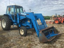 1988 Ford 8210 Tractors