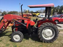 MASSEY FERGUSON 231S Tractors