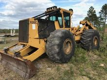 2006 TIGERCAT 620C Skidder