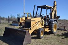 1995 FORD 555D Backhoes