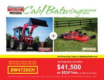 2017 Branson Tractors 4720CH Tr