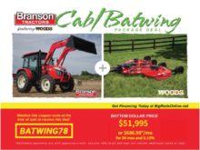 2017 Branson Tractors 7845C Tra