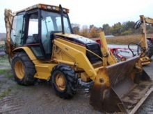 CATERPILLAR 420-d Backhoe loade