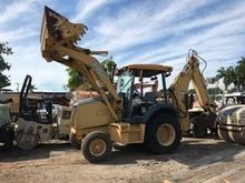 2003 DEERE 310SG Backhoe loader