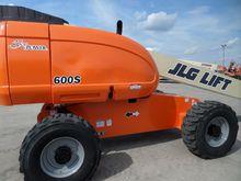 2007 JLG 600S Booms