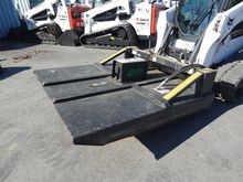 2015 AMMBUSHER Attachment Mulch