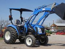 2003 New Holland TC33DA Tractor
