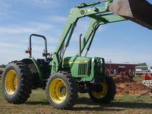1998 John Deere 5410 Tractors