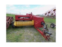 2007 NEW HOLLAND 575 Balers