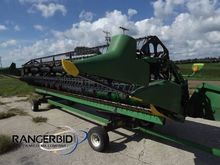 JOHN DEERE 625F Grain auger