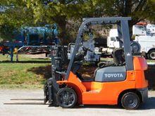 2005 Toyota FGCU20 Forklifts