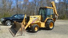 1996 DEERE 310D Backhoe loader