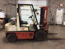 1992 NISSAN PH02A25V Forklifts