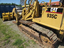 CATERPILLAR 935c CRAWLER LOADER