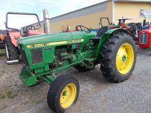 Used JOHN DEERE 1050