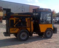 2011 TRACKLESS MT6 Snow removal