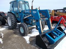Used FORD 6600 cab l