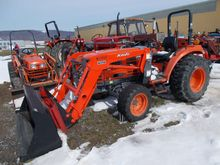 KIOTI dk-35 4x4 loader Tractors