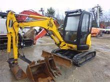 2004 JCB 8032 ZTS Excavators