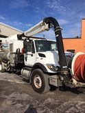 2010 VACTOR 2100 FAN Sewer flus
