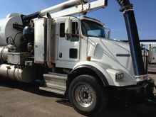 2010 VACTOR 2100 Sewer flusher