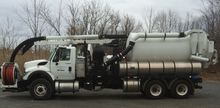 2013 VACTOR 2100 PD Sewer flush