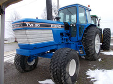 Used FORD tw-30 cab