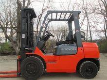 2006 TOYOTA 7FGU30 Forklifts