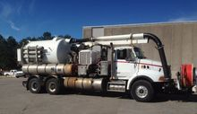 2008 VACTOR 2100 FAN Sewer flus