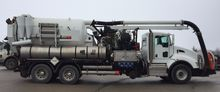 2013 VACTOR 2100 HIGH RAIL Sewe