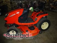 KUBOTA GR2100 Riding Mower Agri