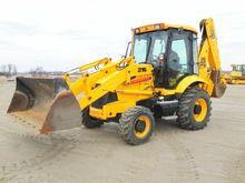 2007 JCB 214 Backhoe loader