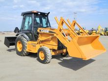 2009 CASE 570M XT Skip loaders
