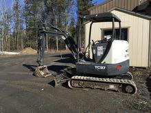 2012 TEREX TC37 Excavators