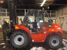 2014 Manitou M50.4 Forklifts