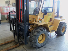 2011 Noble R80-10K Forklifts