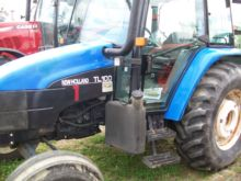 NEW HOLLAND TL100 Tractors