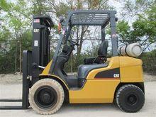 2007 CATERPILLAR P6000 Forklift