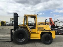 2000 SELLICK Sd-120 Forklifts